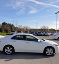 acura tsx 2012 bellenova white sedan tech gasoline 4 cylinders front wheel drive automatic with overdrive 60462