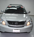 lexus rx 350 2009 classic silver suv gasoline 6 cylinders all whee drive automatic 91731