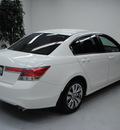 honda accord 2011 white sedan ex l gasoline 4 cylinders front wheel drive automatic 91731