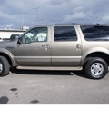 ford excursion 2002 gray suv 4x4 diesel limited diesel 8 cylinders 4 wheel drive automatic 95678