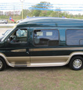ford e150 2000 green gold van v8 automatic 77379