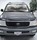 toyota land cruiser 2000 black suv gasoline v8 4 wheel drive automatic 91731