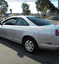 honda accord 1999 silver coupe ex gasoline 4 cylinders front wheel drive 5 speed manual 92882
