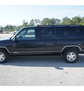 chevrolet suburban 1996 black suv c1500 gasoline v8 rear wheel drive automatic 77388
