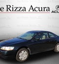 honda accord 2000 green coupe lx gasoline v6 front wheel drive automatic with overdrive 60462
