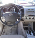 toyota tacoma 2007 white prerunner v6 gasoline 6 cylinders rear wheel drive automatic 75503