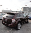 ford edge 2009 dk  red suv limited gasoline 6 cylinders front wheel drive automatic with overdrive 60546