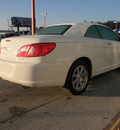 chrysler sebring 2008 white limited gasoline 6 cylinders front wheel drive automatic 34731