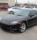 mazda rx 8 2005 black cherry coupe manual shinka special edition gasoline rotary rear wheel drive automatic 67210