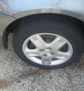saturn ion 2007 gray sedan 2 gasoline 4 cylinders front wheel drive automatic 45324
