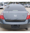 honda accord 2010 dk  gray coupe lx s gasoline 4 cylinders front wheel drive automatic 77065