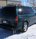 pontiac montana 1999 green wagon gasoline v6 front wheel drive automatic 80126