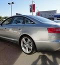 audi a6 2011 gray sedan 3 0t quattro premium plus gasoline 6 cylinders all whee drive automatic 90004