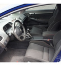 honda civic 2007 blue sedan si gasoline 4 cylinders front wheel drive 5 speed manual 07060