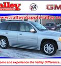 gmc envoy 2006 silver suv denali 4wd gasoline 8 cylinders 4 wheel drive automatic 55124