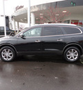 buick enclave 2009 black suv cxl gasoline 6 cylinders front wheel drive automatic 45036
