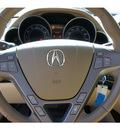 acura mdx 2009 aspen white suv w tech gasoline 6 cylinders all whee drive shiftable automatic 07712