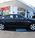 audi a6 2008 black sedan 3 2 quattro gasoline 6 cylinders all whee drive automatic 07701