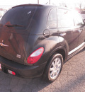 chrysler pt cruiser 2007 black wagon touring gasoline 4 cylinders front wheel drive 28217