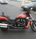 harley davidson vrscdx 2011 orange night rod special 2 cylinders 5 speed 45342