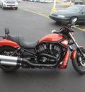 harley davidson vrscdx 2011 orange night rod special 2 cylinders 5 speed 45342