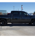 chevrolet silverado 1500 2009 black ls gasoline 8 cylinders 2 wheel drive automatic with overdrive 77090