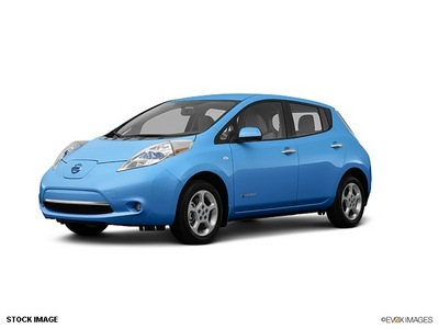 nissan leaf 2012 hatchback l not specified front wheel drive automatic 98632