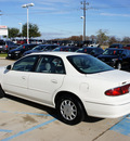 buick century 2003 white sedan gasoline 6 cylinders front wheel drive automatic 76210