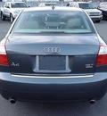 audi a4 2005 dk  gray sedan 1 8t quattro gasoline 4 cylinders all whee drive automatic 06019