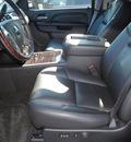 gmc sierra 3500hd 2011 black denali diesel 8 cylinders 4 wheel drive automatic 76087