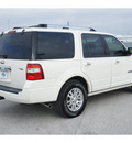 ford expedition 2008 white suv limited gasoline 8 cylinders 2 wheel drive automatic 77388