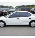dodge neon 1998 white sedan highline gasoline 4 cylinders 16v front wheel drive automatic 77388
