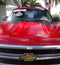 chevrolet silverado 3500hd 2011 red work truck diesel 8 cylinders automatic 33177