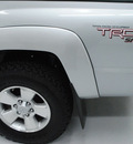 toyota tacoma 2011 silver prerunner v6 gasoline 6 cylinders 2 wheel drive automatic 91731