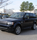 range rover range rover sport 2012 blue suv hse gasoline 8 cylinders 4 wheel drive automatic 27511