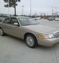 ford crown victoria 2000 gold sedan gasoline v8 rear wheel drive automatic 75503