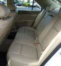 cadillac sts 2006 white sedan v6 gasoline 6 cylinders automatic 33177