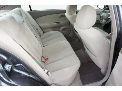 nissan altima 2006 gray sedan 2 5 s gasoline 4 cylinders front wheel drive automatic 77388
