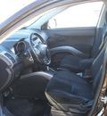 mitsubishi outlander 2007 black suv xls gasoline 6 cylinders all whee drive autostick 55811