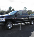 dodge ram 2500 2007 black diesel 6 cylinders 4 wheel drive automatic with overdrive 32447