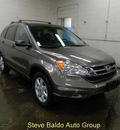 honda cr v 2011 tan suv se gasoline 4 cylinders all whee drive automatic 14304