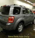 ford escape 2008 gray suv xlt gasoline 6 cylinders all whee drive automatic 14304