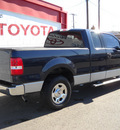 ford f 150 2005 blue gasoline 8 cylinders rear wheel drive automatic 79925
