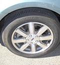 ford taurus 2008 green sedan sel gasoline 6 cylinders front wheel drive automatic 79925