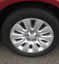 chrysler 200 2011 red sedan lx gasoline 4 cylinders front wheel drive autostick 62863