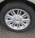 chrysler sebring 2007 gold sedan touring flex fuel 6 cylinders front wheel drive automatic 62863