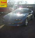 chevrolet camaro 1994 blue hatchback z28 gasoline v8 rear wheel drive automatic 43560