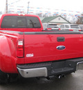 ford f 350 super duty 2012 red lariat biodiesel 8 cylinders 4 wheel drive 6 speed automatic 62863