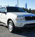 lincoln aviator 2004 white suv luxury gasoline 8 cylinders rear wheel drive automatic 27569