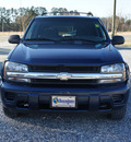 chevrolet trailblazer 2004 dk  blue suv ls gasoline 6 cylinders 4 wheel drive automatic 27569